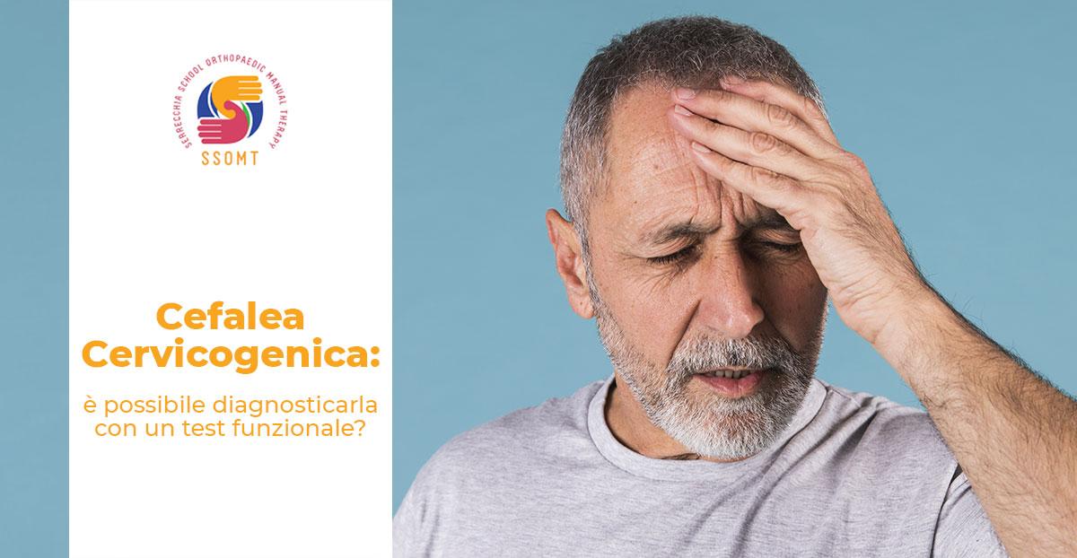 Cefalea cervicogenica: è possibile diagnosticarla con un test funzionale?